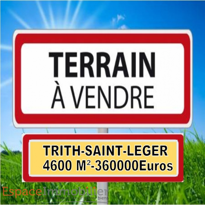 Offres de vente Terrain Trith-Saint-Léger (59125)