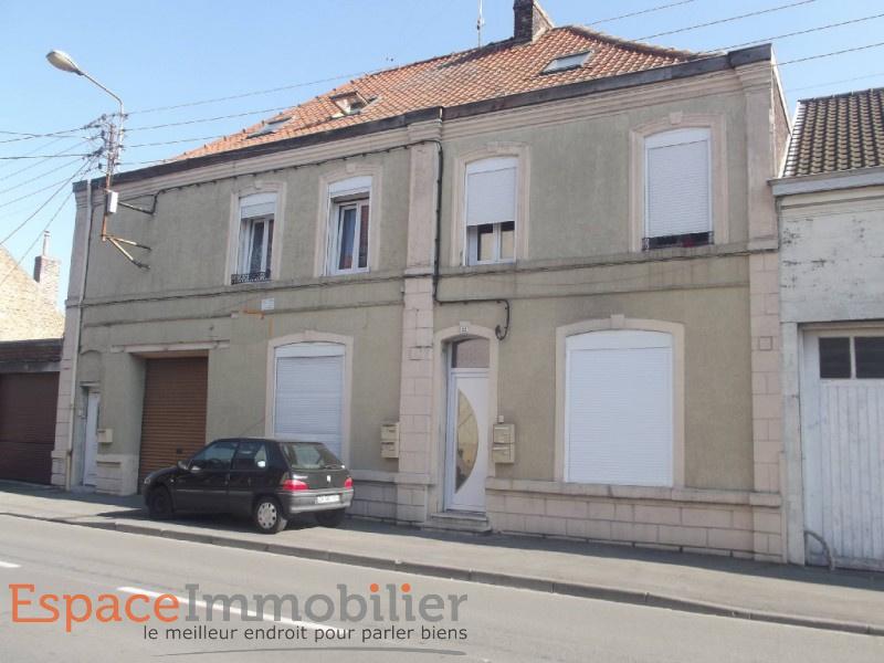 Offres de vente Immeuble Bruay-sur-l'Escaut (59860)