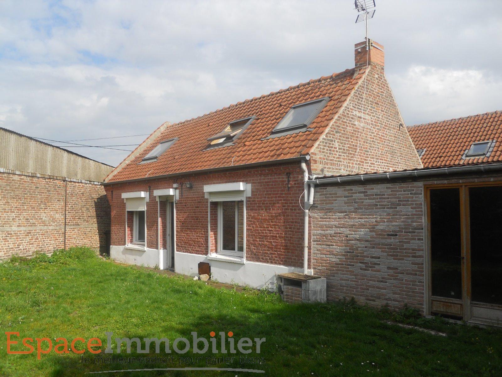 Offres de location Maison Marquette-en-Ostrevant (59252)