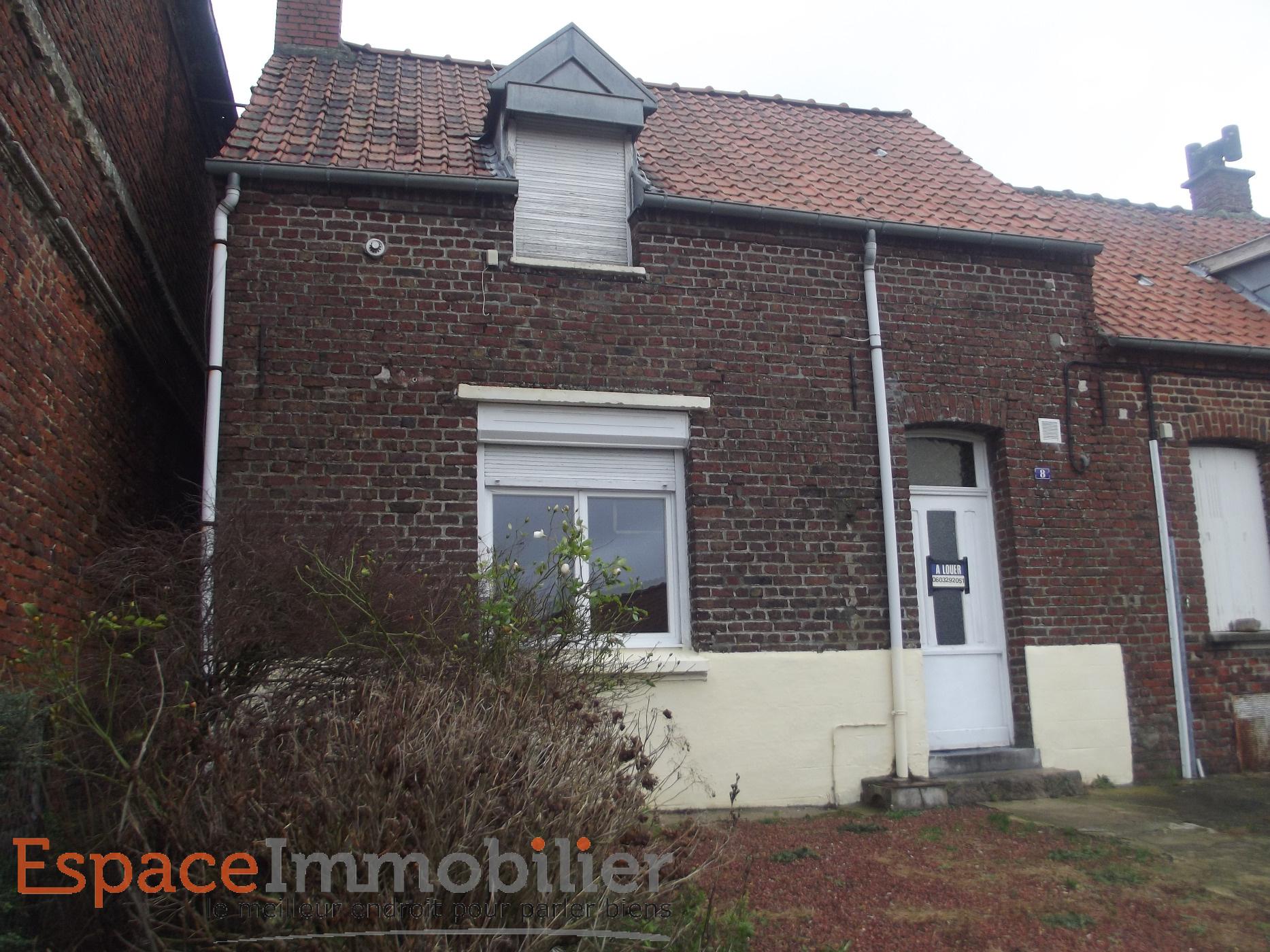 Offres de location Maison Lieu-Saint-Amand (59111)